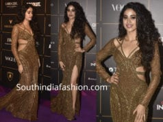 janhvi kapoor golod gown vogue women of the year awards