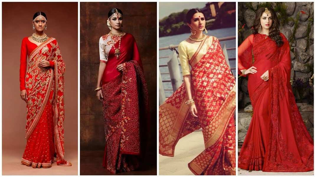 ff7c07442a3f3a Karva Chauth Sarees – Prepare To Look Gorgeous For The Day!