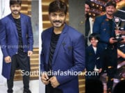 kaushal manda dress bigg boss telugu finale