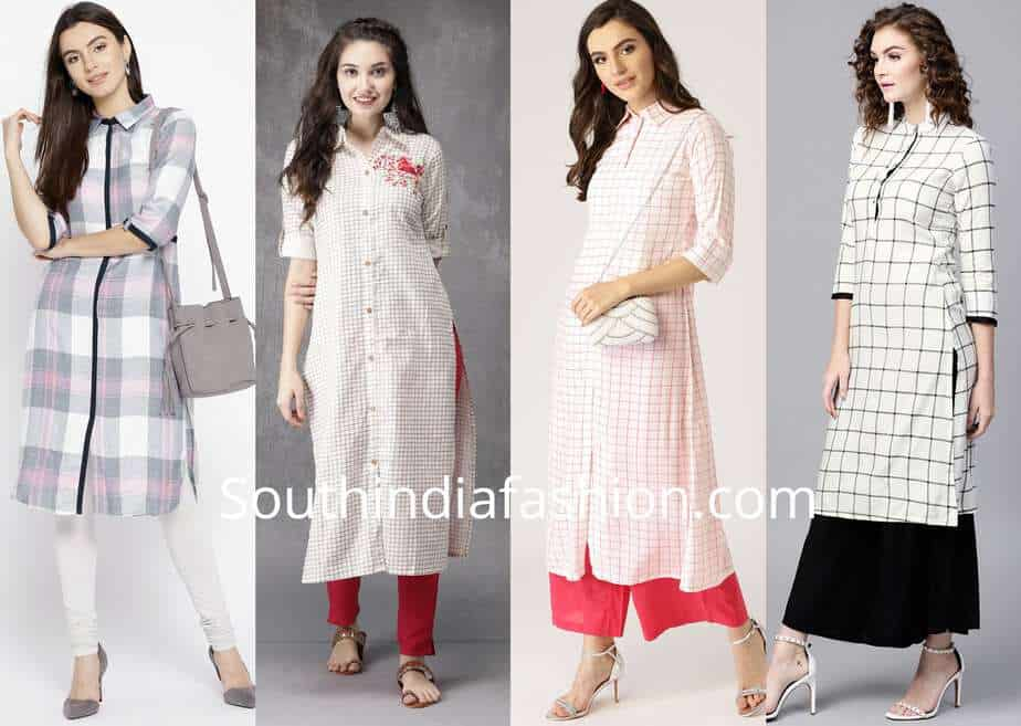 office wear kurtis kurtas