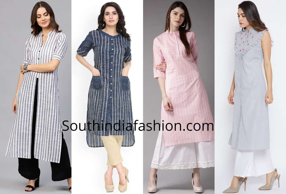 professional office wear kurtis women