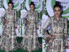 raveena tandon in anamika khanna dress
