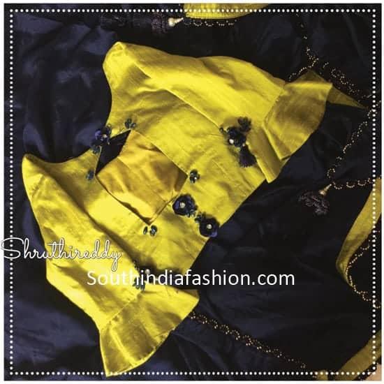 Shruthireddy Designers blouse designs