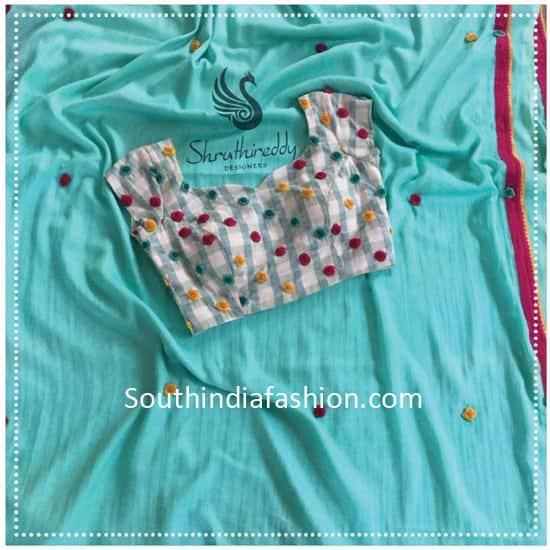 shruthi-reddy-designers-latest-saree-blouse-designs (8)