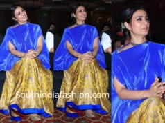 tabu yellow skirt blue top payal khandwala