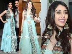 warina hussain label anushree love yatri promotions