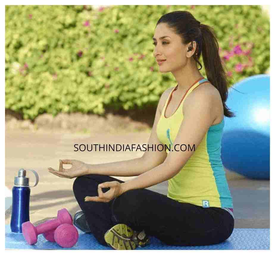 Kareena Fitness secret