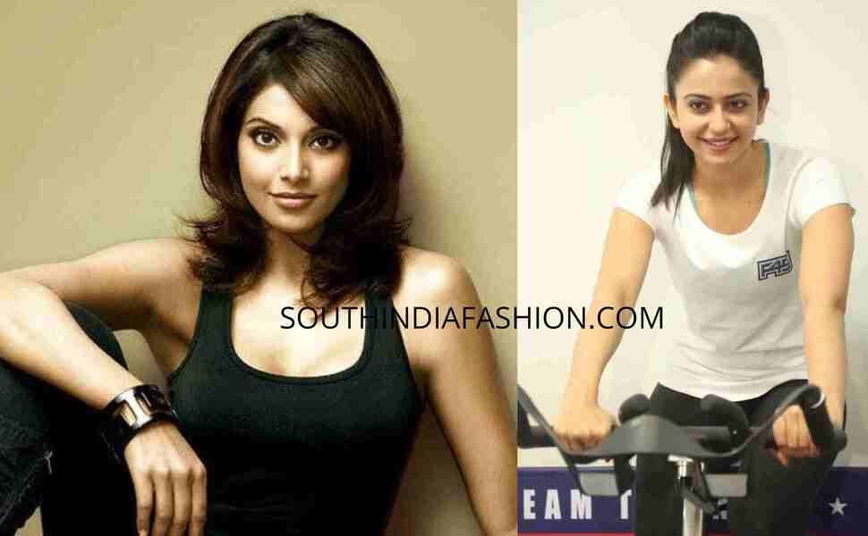 Bollywood actresses fitness