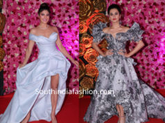 celebs at lux golden rose awards 2018