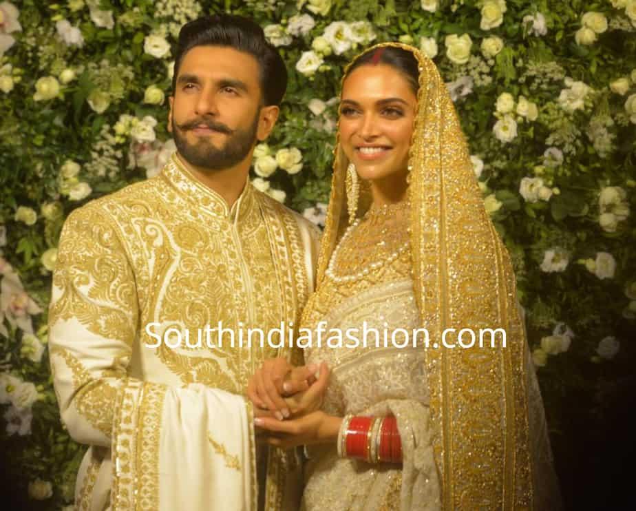 deepika ranveer mumbai wedding reception