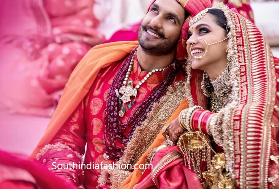 Stunning Pictures From Deepika Padukone and Ranveer Singh ...