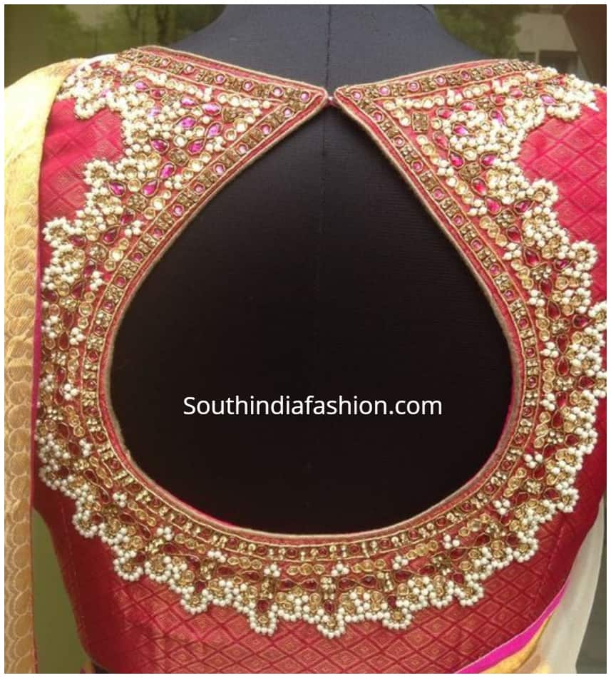 Latest Blouse Designs - Facebook