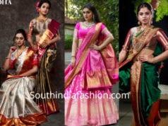 kanchipuram collection mugdha art studio