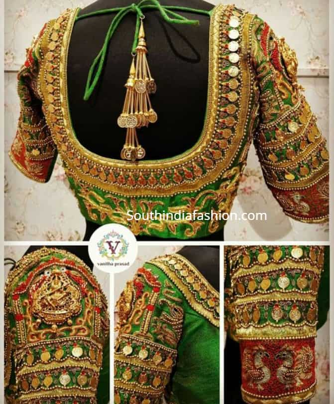 kasulaperu blouse designs
