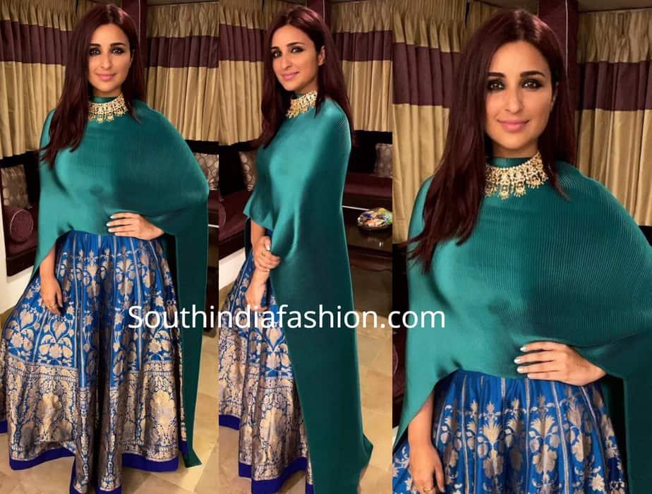 parineeti chopra payal khandwala skirt top