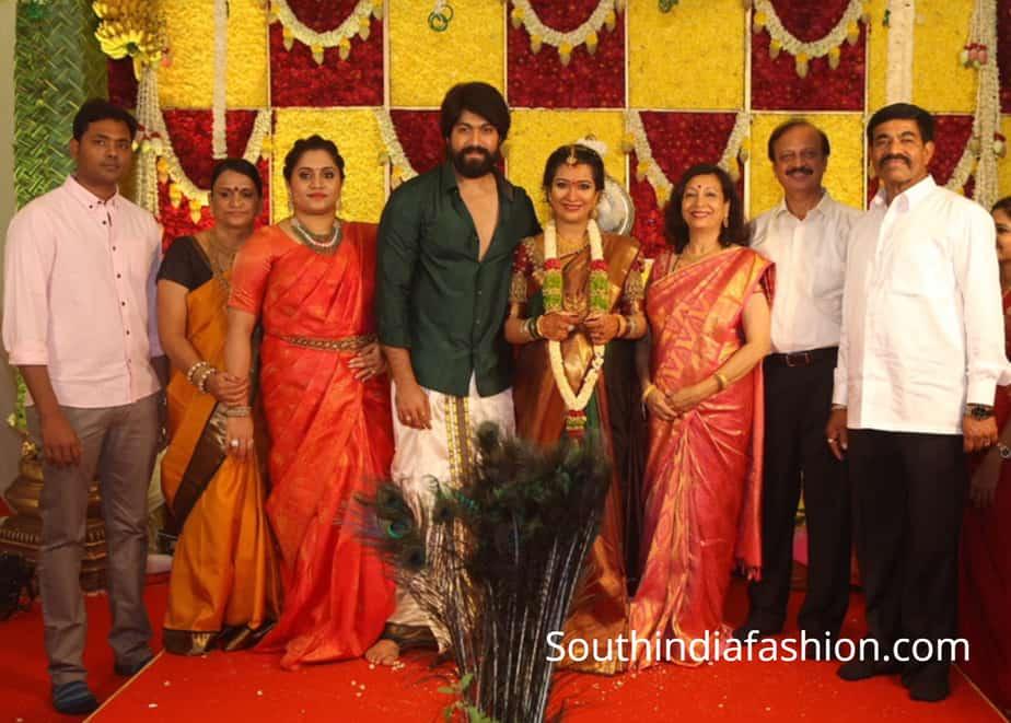 Yash and Radhika Pandit's Baby Shower Celebrations – South