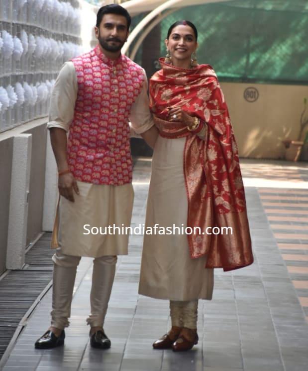 ranveer deepika after marriage photos