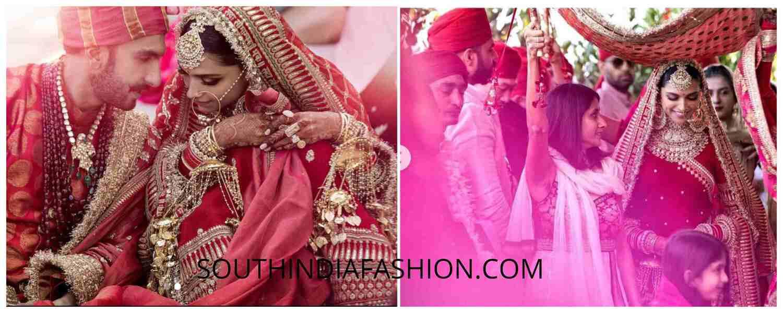 Wedding dress Deepika