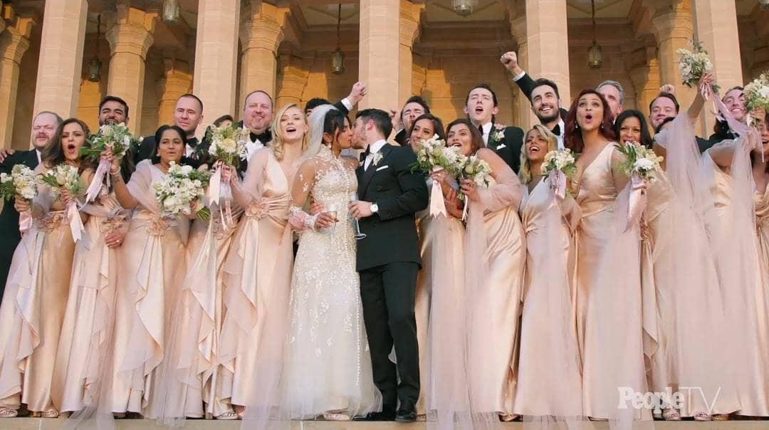 priyanka nick wedding pics