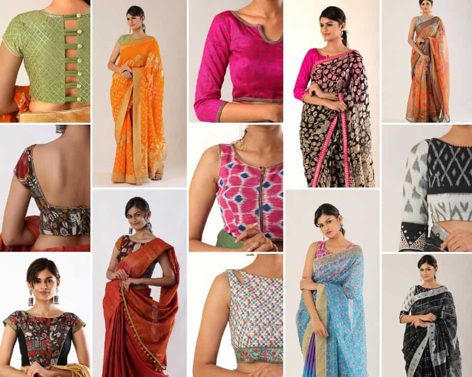 READYMADE BLOUSES ONLINE