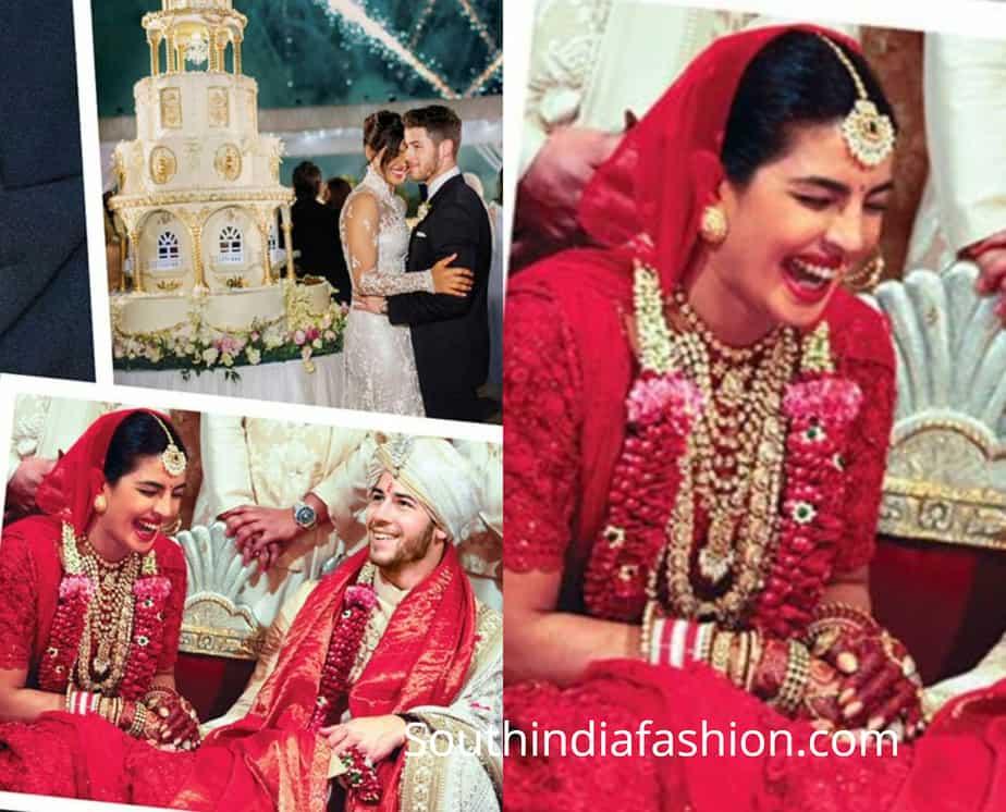 priyanka chopra marriage photos