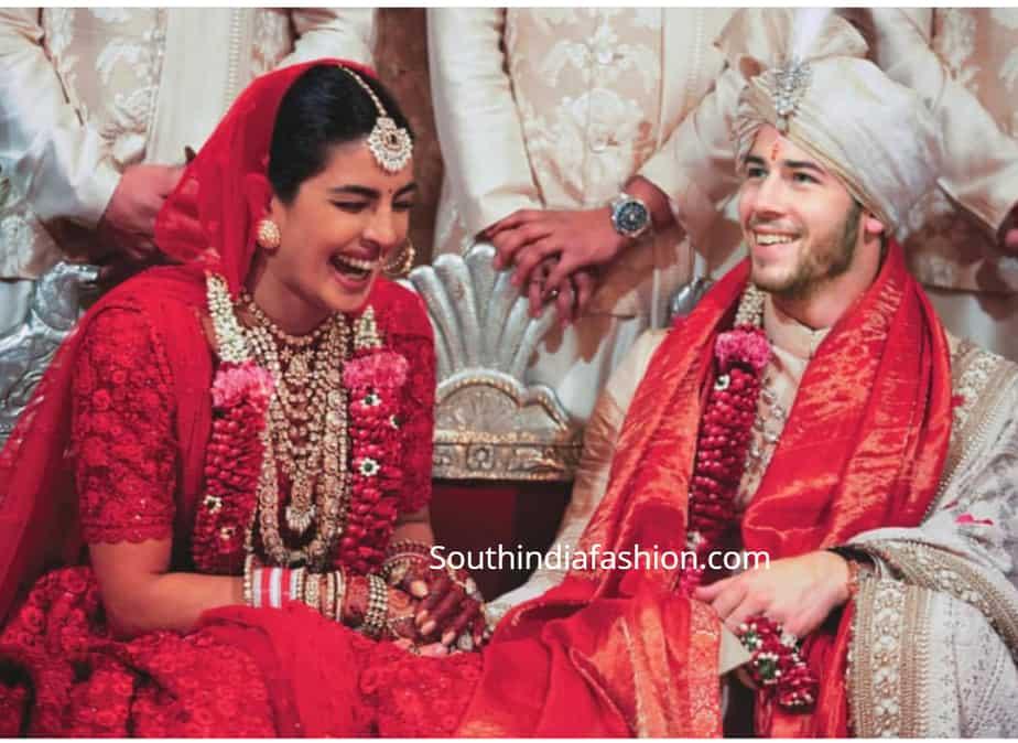 priyanka chopra marriage pics
