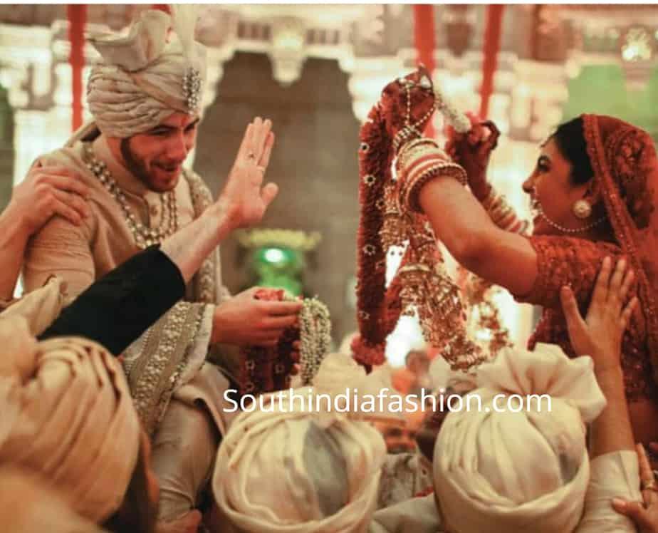 priyanka chopra hindu wedding photos