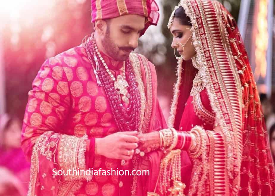 deepika padukone marriage photos