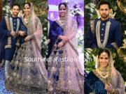saina nehwal kashyap wedding reception photos