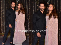 shahid and mira at priyanka chopra reception