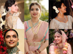 wedding hairstyles of actresses