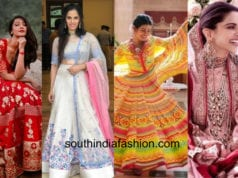 December celebrity brides