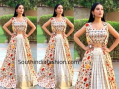 amrita rao in label anushree thackeray promotions