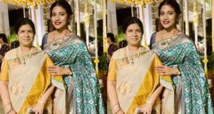 sushmita konidela and surekha ijn silk sarees