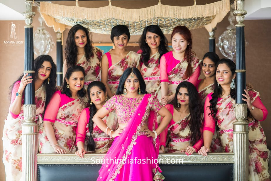 FASHION DESIGNER ASHWINI REDDY WEDDING PHOTOS