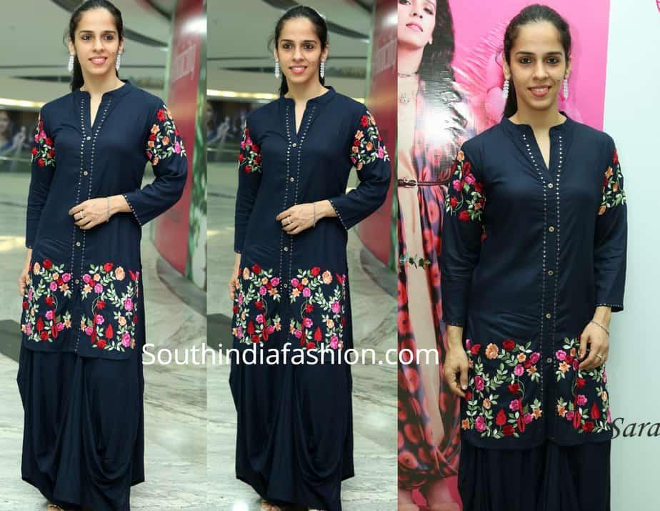 saina nehwal at kaira store launch