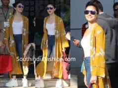 alia bhatt airport jeans