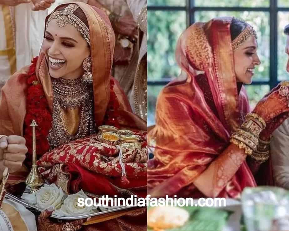 deepika wedding day