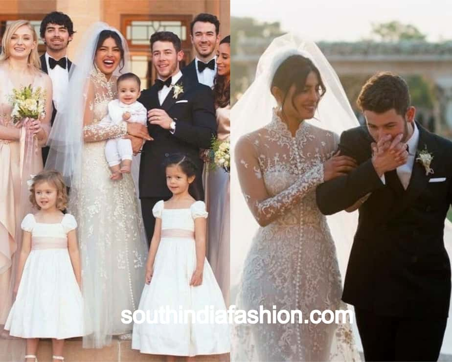priyanka christian wedding