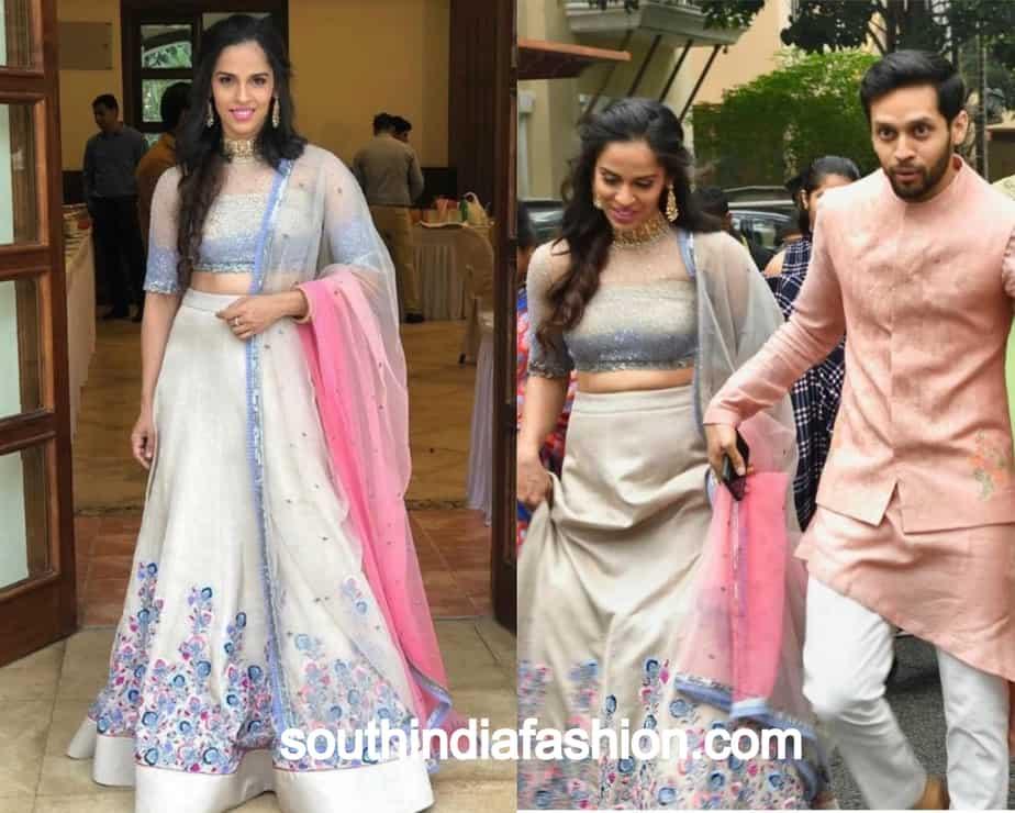 saina nehwal wedding