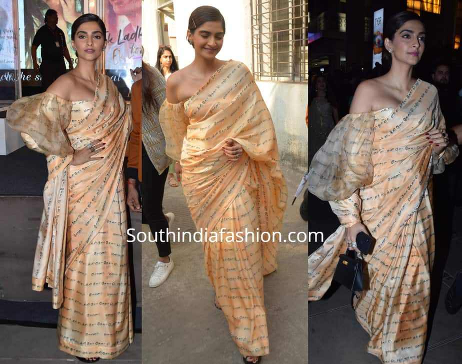 To acquire On our sonam radar kapoor picture trends