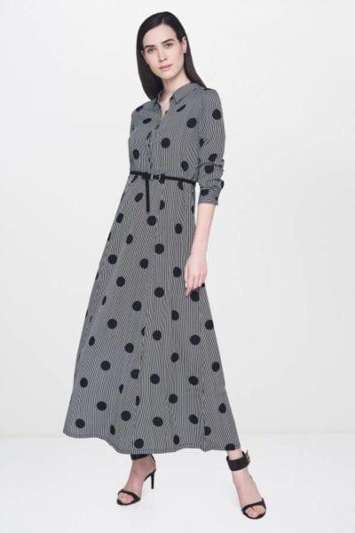 and maxi dress