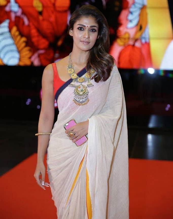 maintain cotton saree