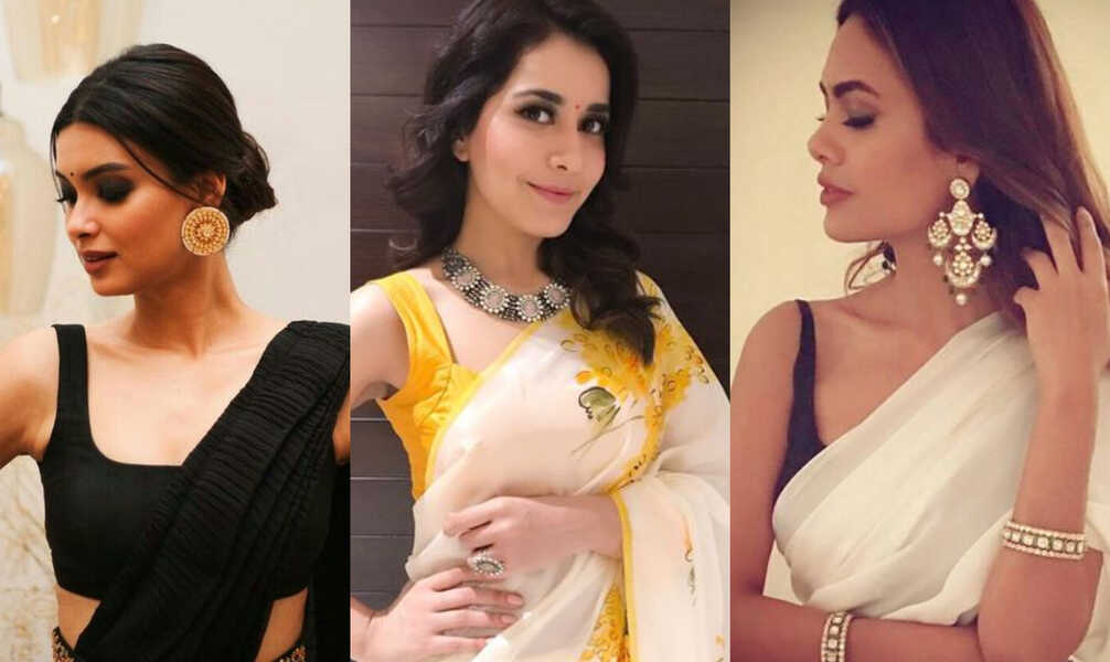 tips to wear saree for short women