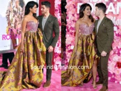 Nick Jonas & Priyanka Chopra at 'Isn't It Romantic' Premiere