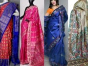 must have sarees in wardrobe