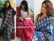 office wear sarees