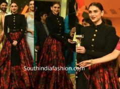 aditi rao hydari at tsr tv awards