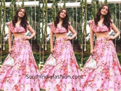 alia bhatt in anushree reddy lehenga