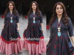 juhi chawla maxi dress